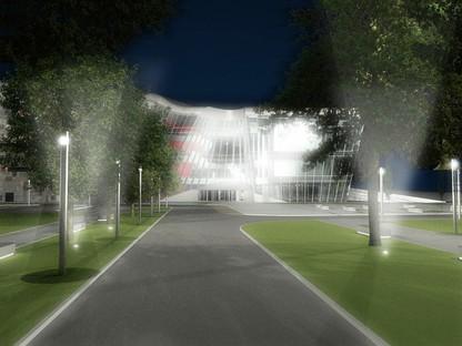 Ingarden & Ewy Architekci + ARUP: inaugurado el ICE Kraków Congress Centre