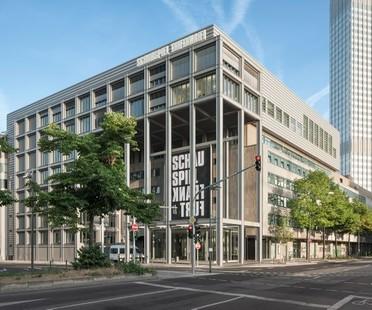 gmp: Städtische Bühnen Theatre Workshops Fráncfort