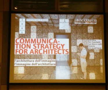 Congreso en Venecia: La arquitectura de la imagen – la imagen de la arquitectura