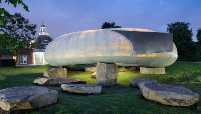 El Serpentine Pavilion 2015 será realizado por Selgas Cano Architecture
