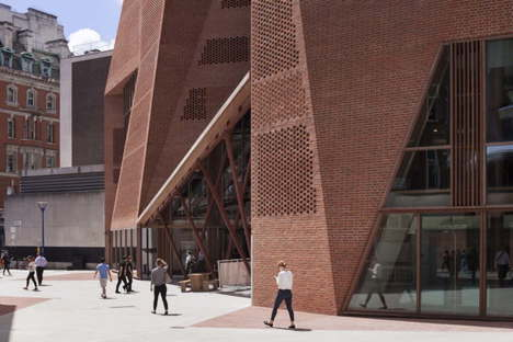 Saw Swee Hock Student Centre