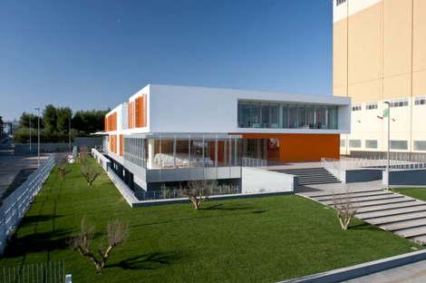 Alvisi Kirimoto: nueva sede de dirección de Molino Casillo, en Corato