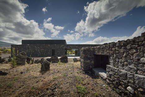 Gulino, Albanese Architects Cantina alle Pendici dell'Etna ph.Lamberto Rubino