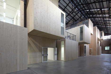 Andrea Oliva Architetto, Officine Reggiane ph. Kai-Uwe Schulte-Bunert