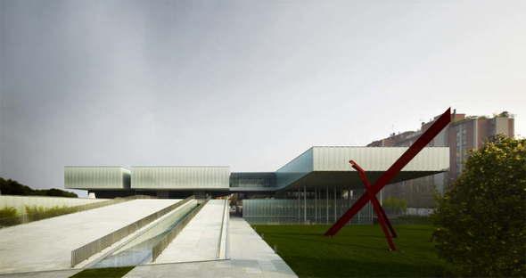 Studio Labics MAST Manifattura di Arti,Sperim. e Tecn.ph.Christian Richters