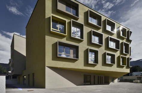 Modus Architects Centro di riabilitazione psichiatrica ph.Oskar da Riz