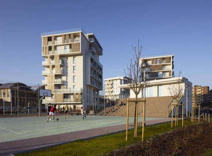 RPA - Rossiprodi Associati Social Housing via Cenni ph.Pietro Savorelli