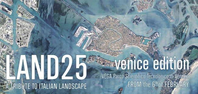 Exposición Land 25 Omaggio al Paesaggio Italiano, Venecia