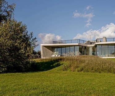 UNStudio: vivienda The W.I.N.D. House, Holanda