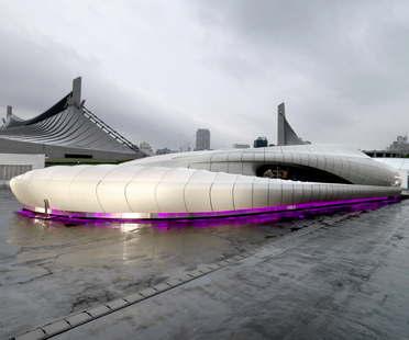 exposición Archimode 6 architectures pour la mode villa Noailles