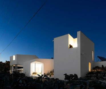 Contaminar Arquitectos: edificio residencial Texugueira House