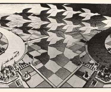 Exposición Escher, Palazzo Albergati, Bolonia