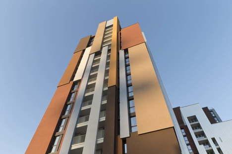 Ha sido completada la Villa Expo, proyecto de MCA Mario Cucinella Architects, Teknoarch, B22 y Pura.