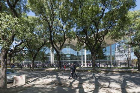Foster: inaugurada la nueva Jefatura de Gobierno de la Ciudad de Buenos Aires