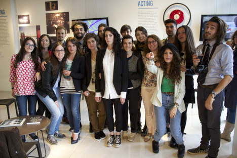 Nueva identidad corporativa SpazIOFMG Eventos Fuorisalone 2015