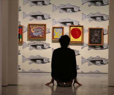 Dyvik Kahlen Architects: instalación de exposición en la Barbican Art Gallery
