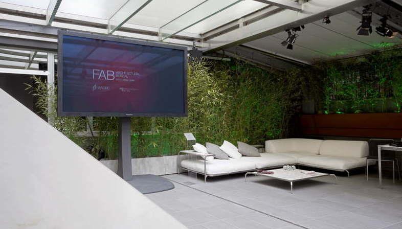 Fab Architectural Bureau, Milán, nuevo espacio creativo Grupo Fiandre