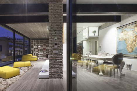 Giraldi Associati Architetti Casa Santi © Francesca Anichini