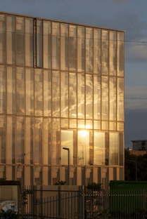 BVAU Bartolo Villemard Architecture Urbanisme: Sede CFE, Rubelles, Francia
