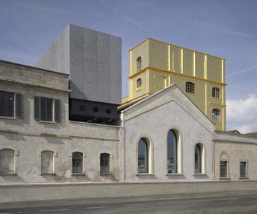 Inaugurada la nueva sede de la Fondazione Prada en Milán, proyectada por OMA
