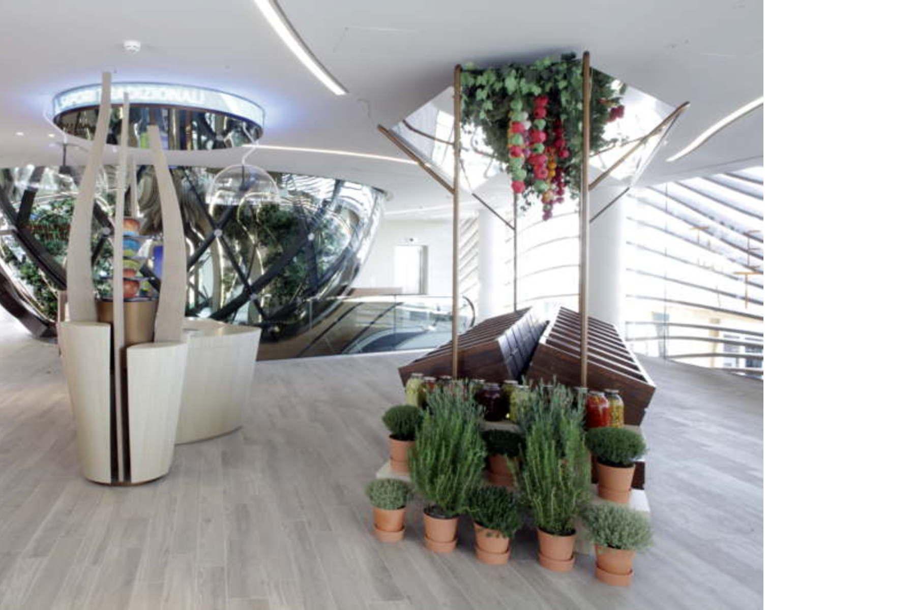 Simmetrico Pabellon De Azerbaiyan Expo Milan 2015