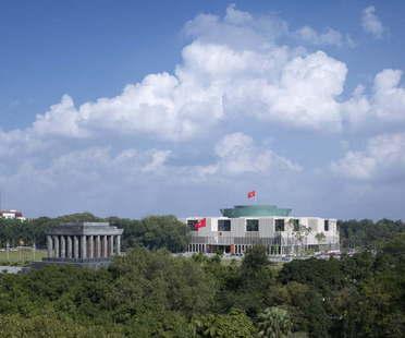 GMP: premiada la Asamblea Nacional Vietnamita, Hanoi, Vietnam