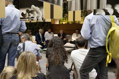 Fab Architectural Bureau Milano: concluido el evento La pasta como arquitectura en las fotografías de Daniele Duca