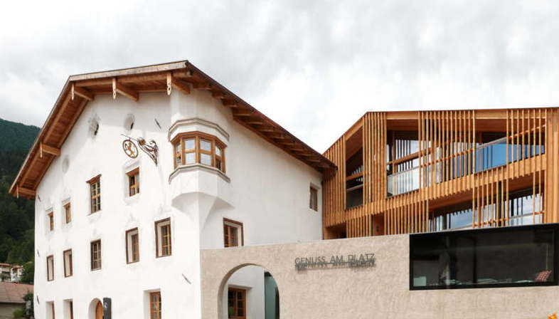 Jornadas de Arquitectura Alto Adigio Nueva Vida para Antiguos Muros