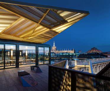 Park Associati: restaurante temporal Priceless Milano