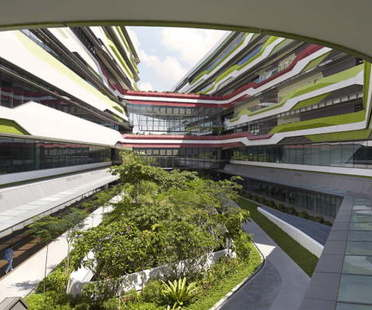UNStudio y DP Architects Singapore University of Technology & Design