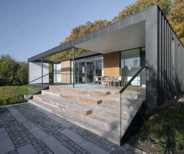 C.F. Møller Architects: Villa R, Dinamarca