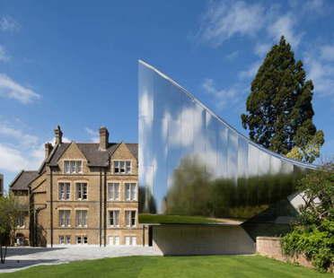 Zaha Hadid Investcorp Building Centro de Oriente Medio St Antony's College Oxford University