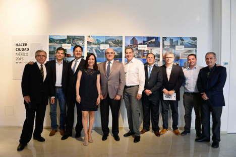 Inaugurada la Exposición Hacer Ciudad México 2015 SpazioFMG
