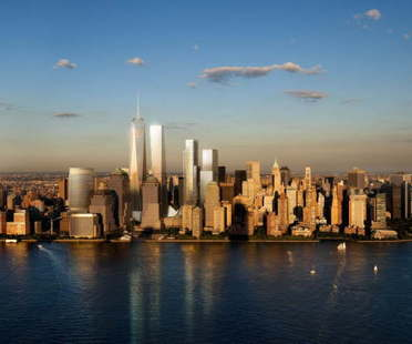 BIG presenta el proyecto del World Trade Center