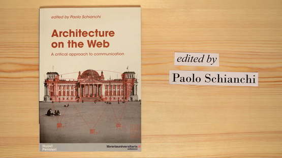 Architecture on the web book trailer: nuevos modos de explicar la arquitectura