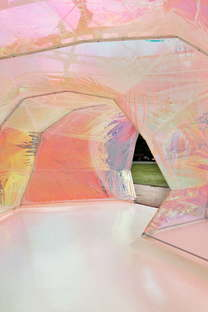 serpentine Pavilion 2015 designed by selgascano - Photo by Naaro