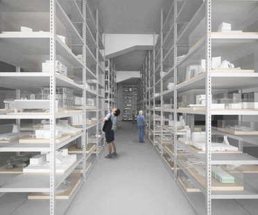 Exposición Archi Depot Tokyo Trienal Milán