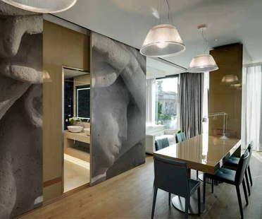 Marco Piva interiorismo Hotel Excelsior Gallia Milán