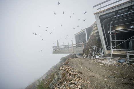Messner Mountain Museum Zaha Hadid Architects