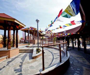 Pabellón de Nepal Expo Milán 2015