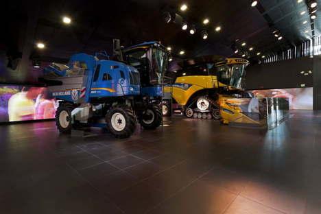 Sustainable Farm Pavillon New Holland Agriculture Expo Milán 2015
