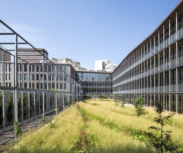 exposición Zoom de RDAI Architecture en la Galerie d'Architecture de París