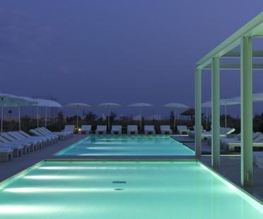 P+F Parisotto+Formenton Architetti Ampliación del Hotel Mediterraneo en Lido di Jesolo