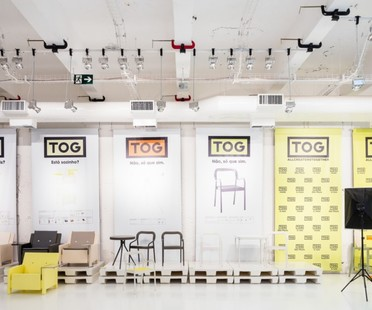 Triptyque Architecture Philippe Starck TOG Concept Store São Paulo Brasil