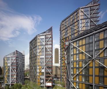 Rogers Stirk Harbour + Partners John Robertson Architects NeoBankside Londres