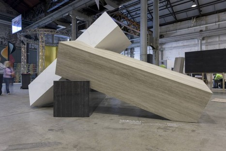 Thomas Coward Studio + instalación Artedomus The Pipers Maximum en el Sydney Indesign