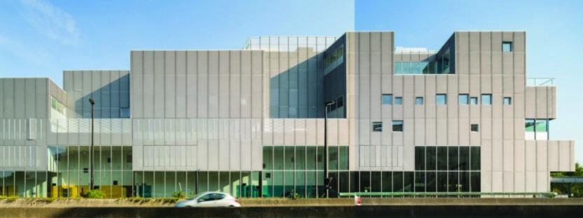 Brenac + Gonzalez CNFPT Centre national de la fonction publique territoriale Lille