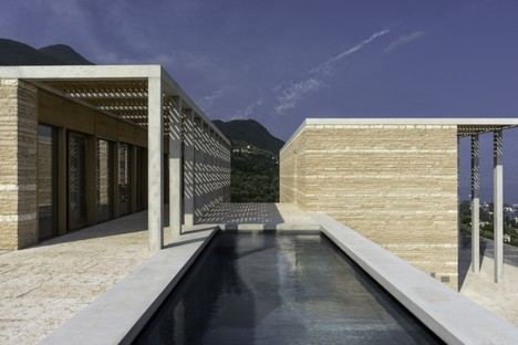 David Chipperfield Architects Architectura y Paisaje Villa Eden Gardone