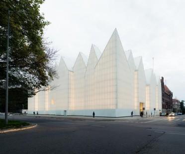 Los proyectos finalistas del Mies van der Rohe Award 2015 se exponen en el Bozar, Bruselas