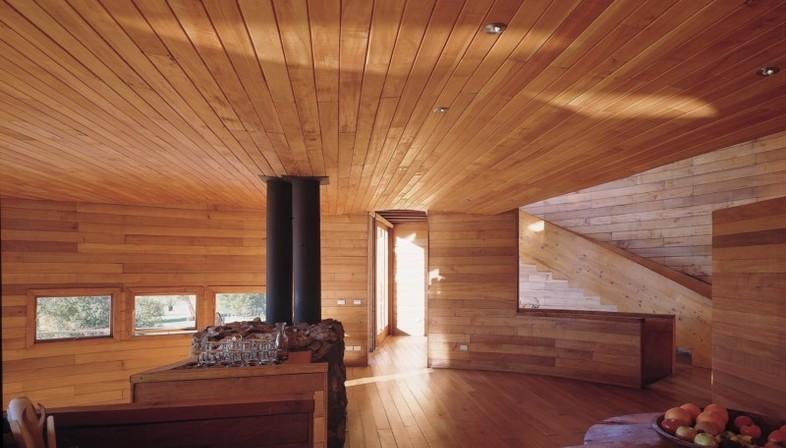 Cazù Zegers Casa del Fuego Chile